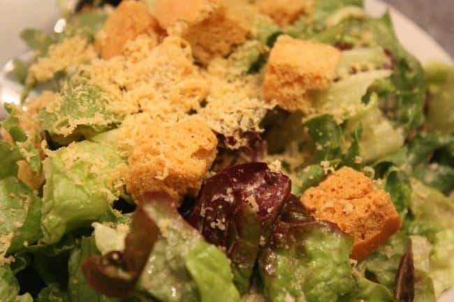 Post image for Vegan Caesar Salad