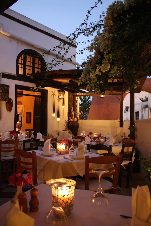 candouni courtyard