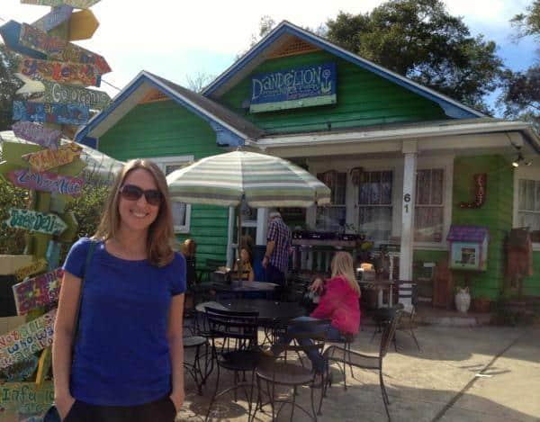 dandelion communitea cafe cadry