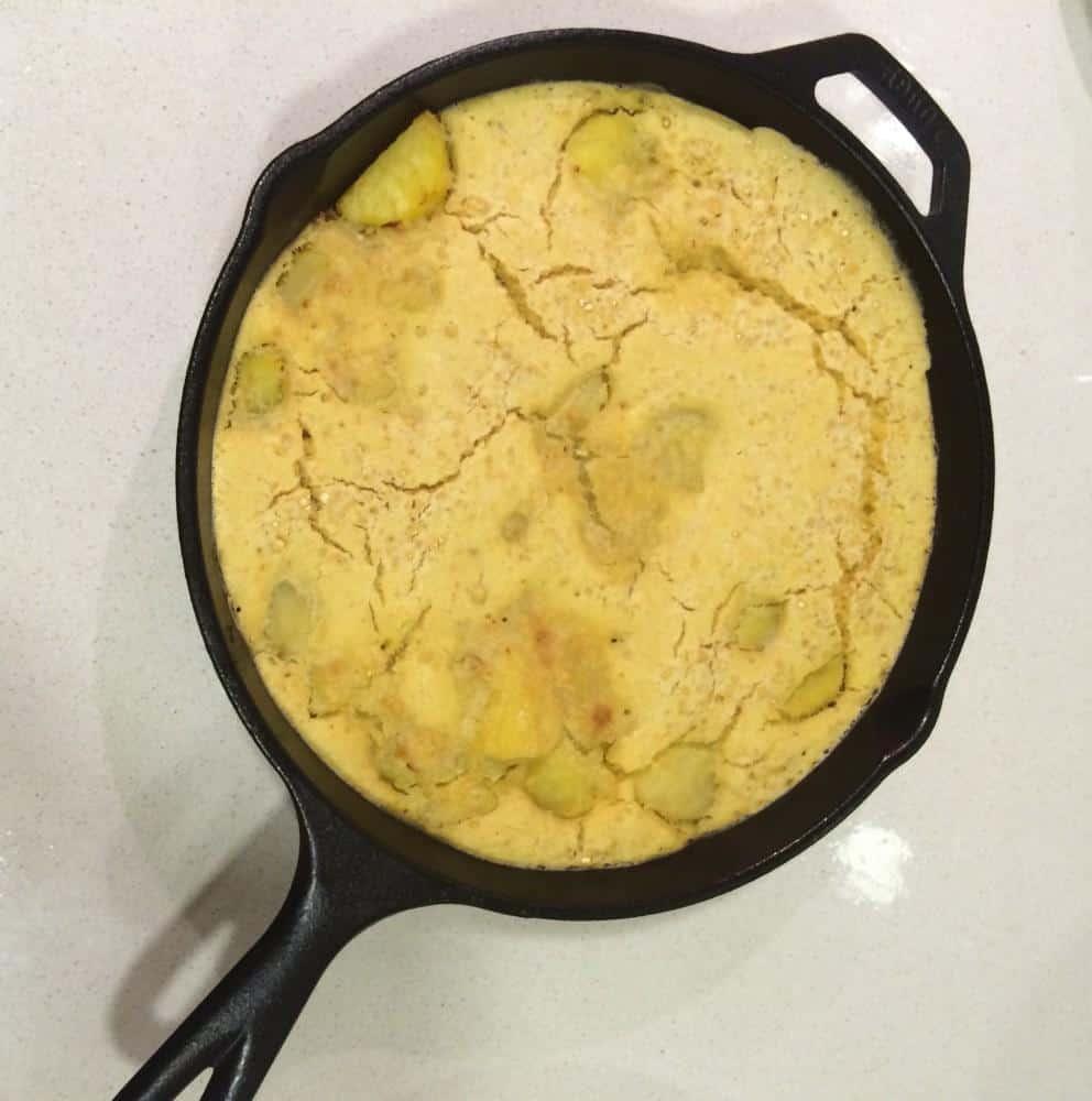 Baked Spanish tortilla
