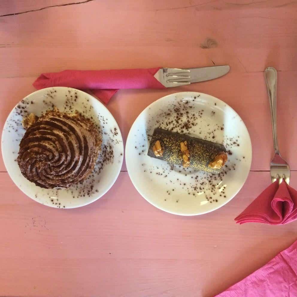 Gluten-free cakes, Ohlala, Berlin