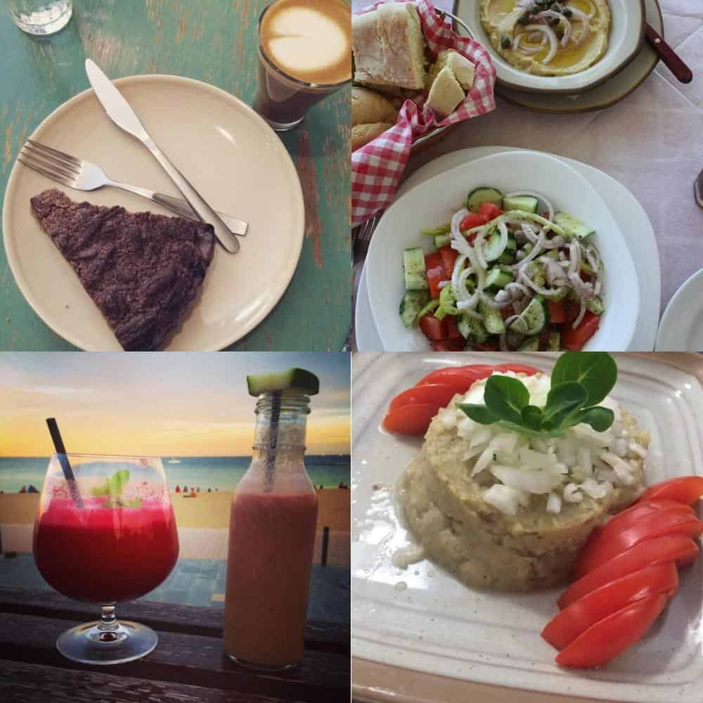 Vegan anywhere: Vegan food from around the world