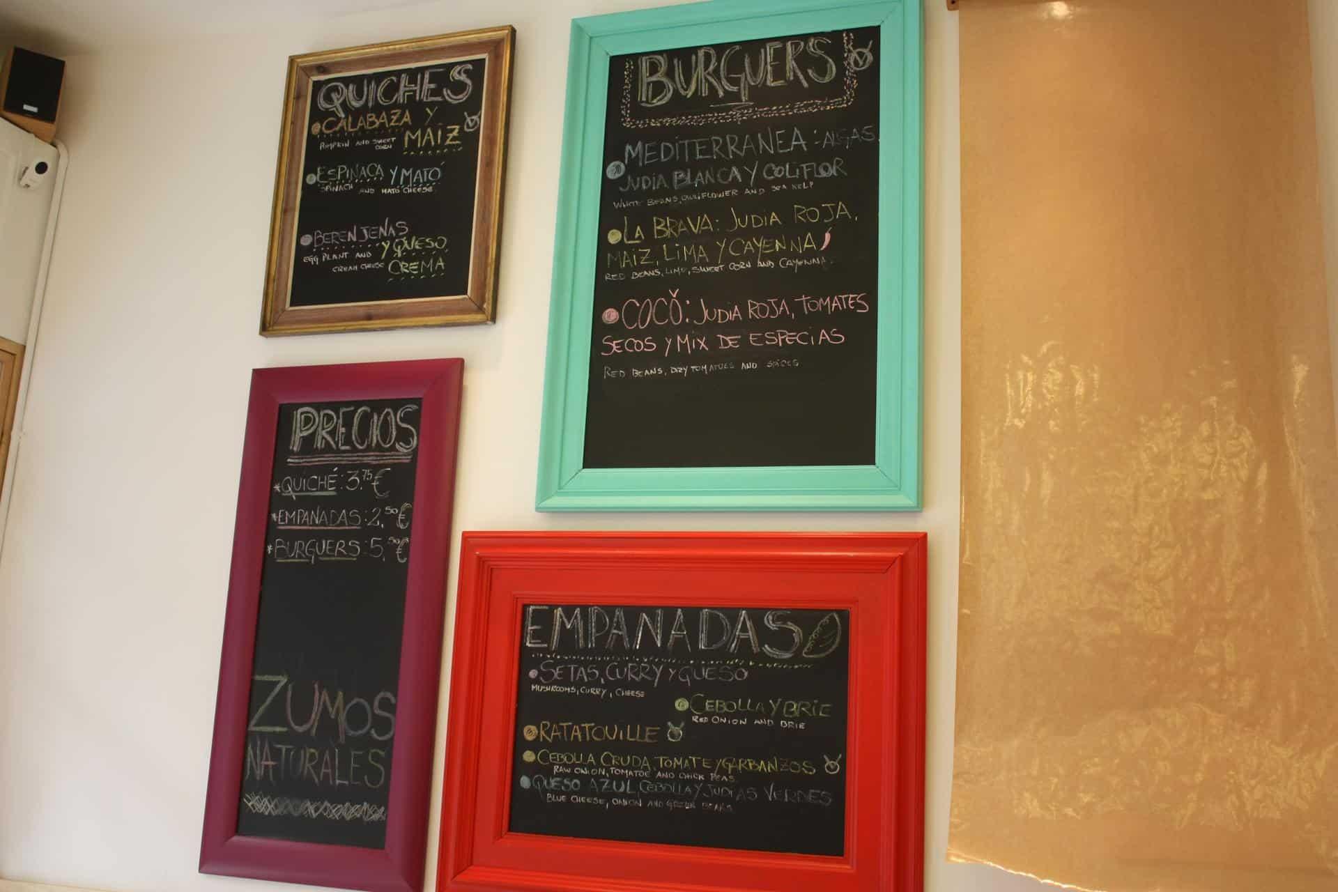 coco menu