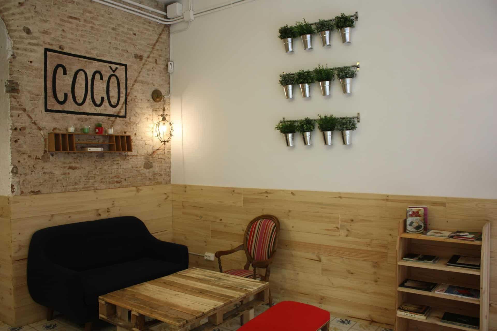 Coco restaurant, Barcelona