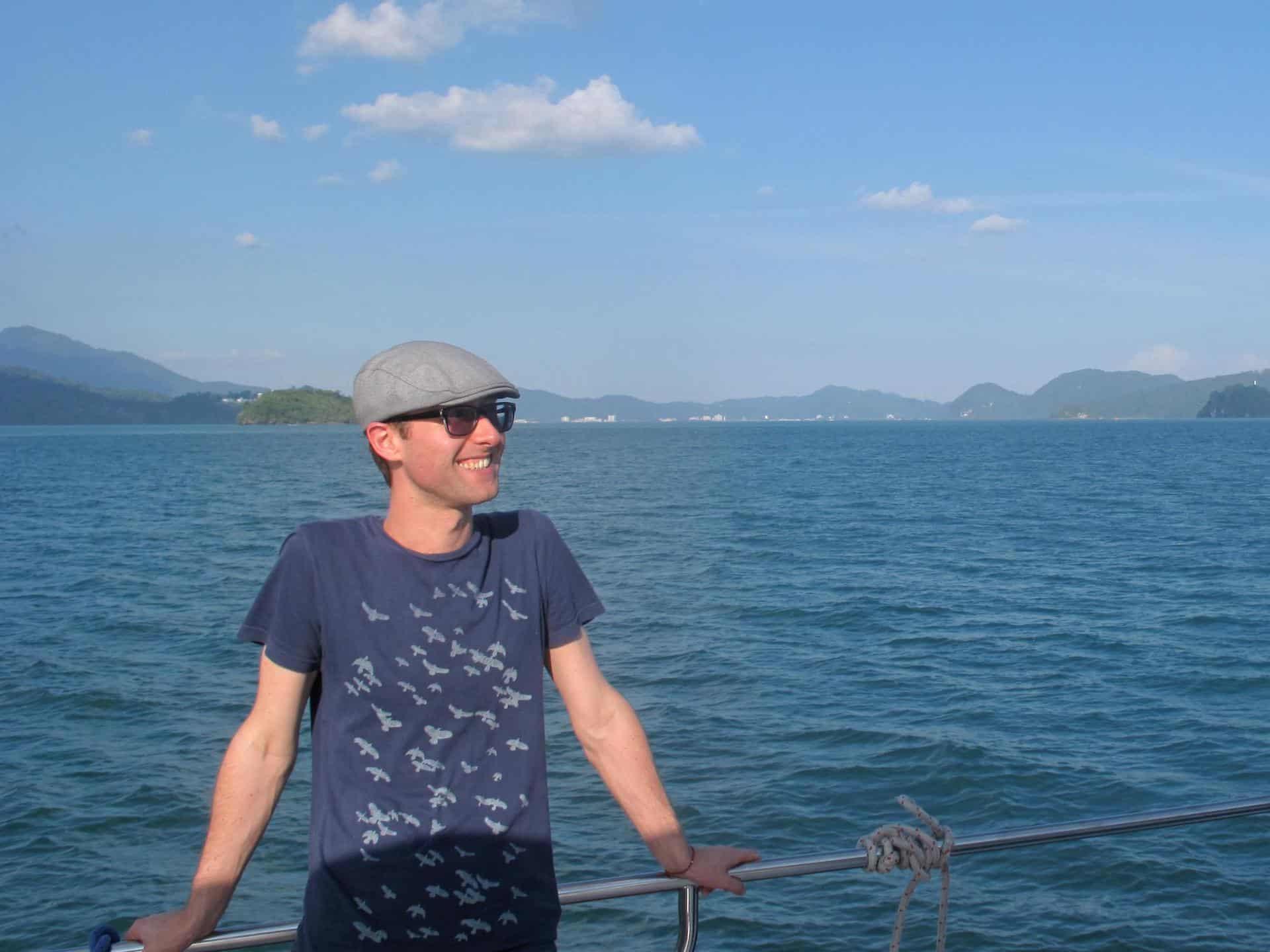 Sam of Indefinite Adventure in Malaysia
