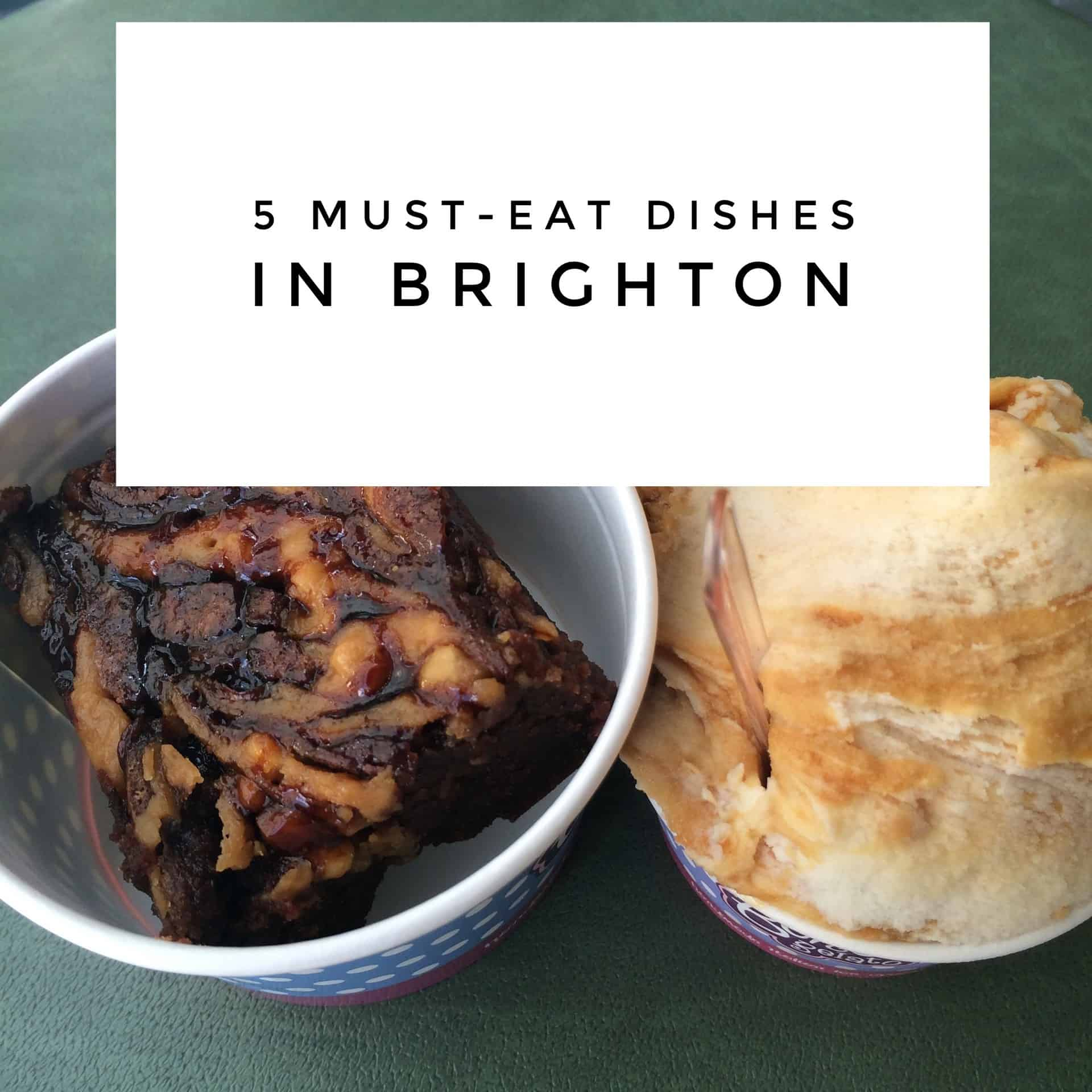 Must-Eat Dishes in Barcelona