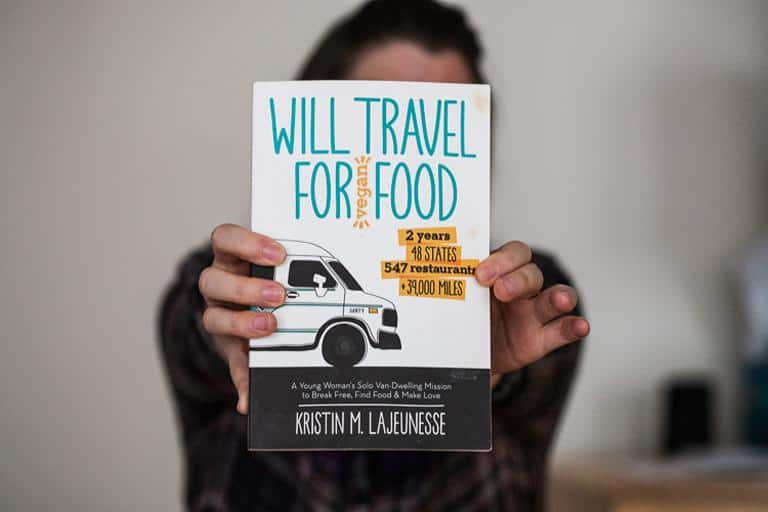 Book, photo by WTF Vegan Food