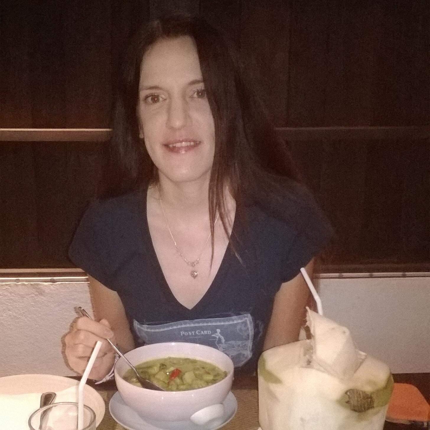 Dee, Veggie in Chiang Mai