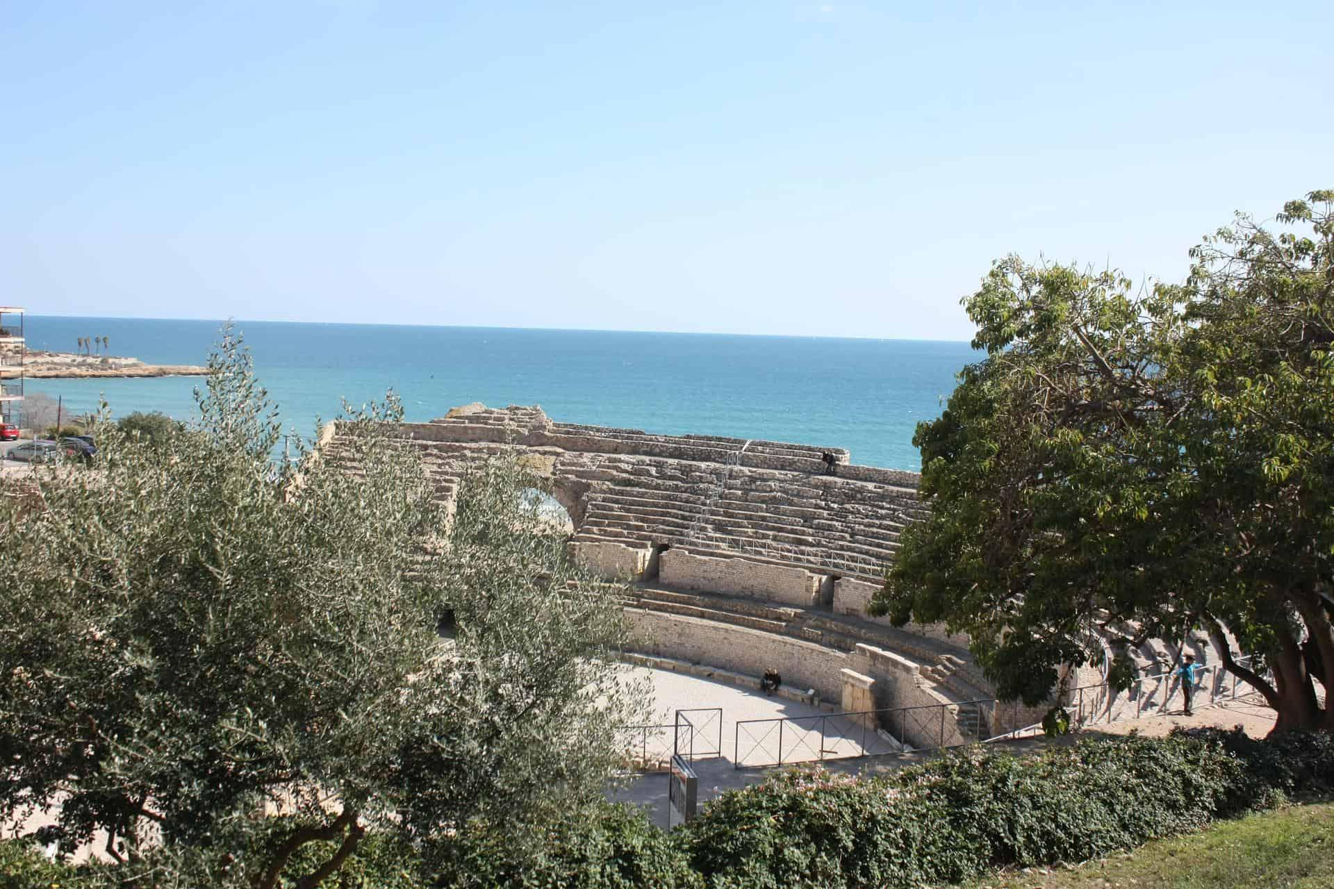 Roman amphitheatre, Tarragona