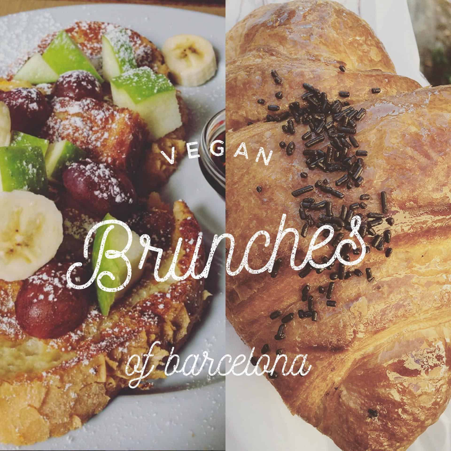 Brunches of Barcelona