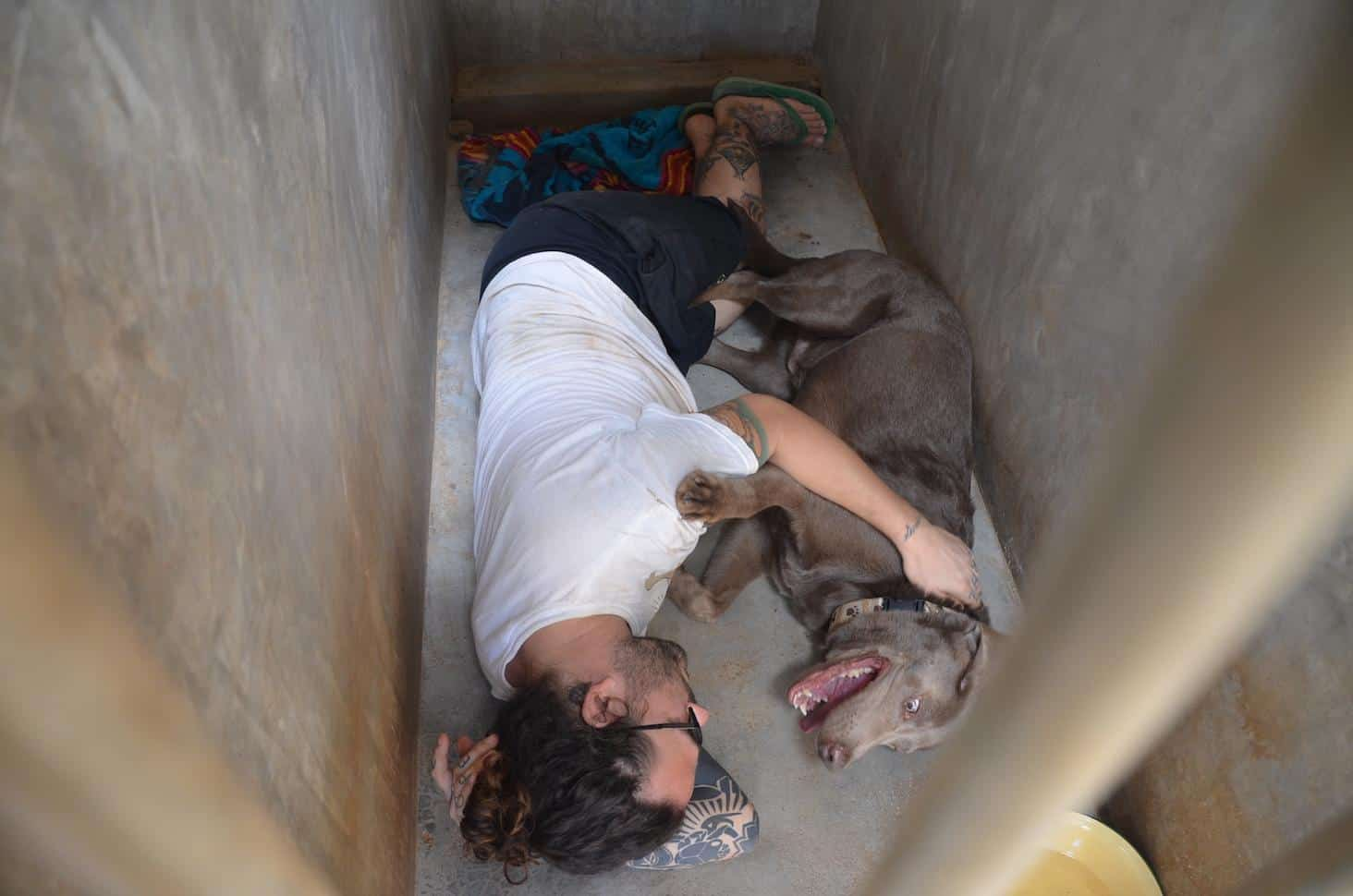 Volunteering at Lanta Animal Welfare, Koh Lanta, Thailand (Photo by Mindful Wanderlust)