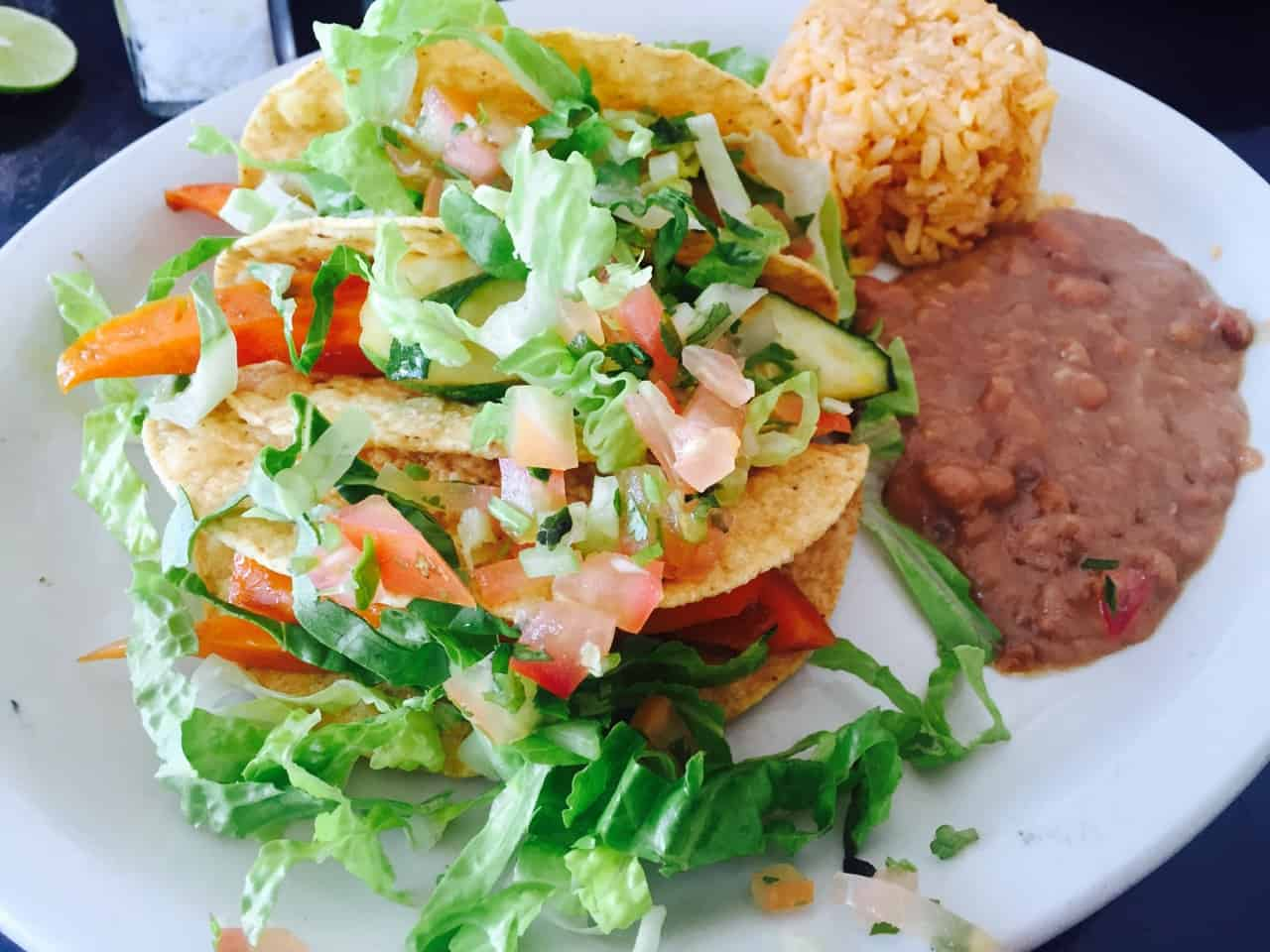 Tacos in Mexico, photo by Burger Abroad