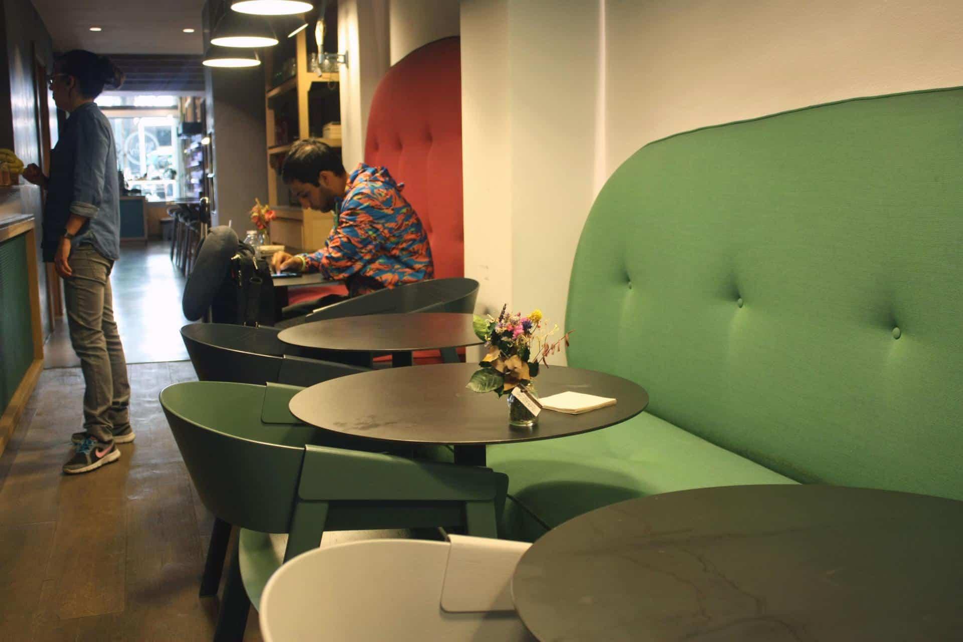 Green & Berry, Barcelona