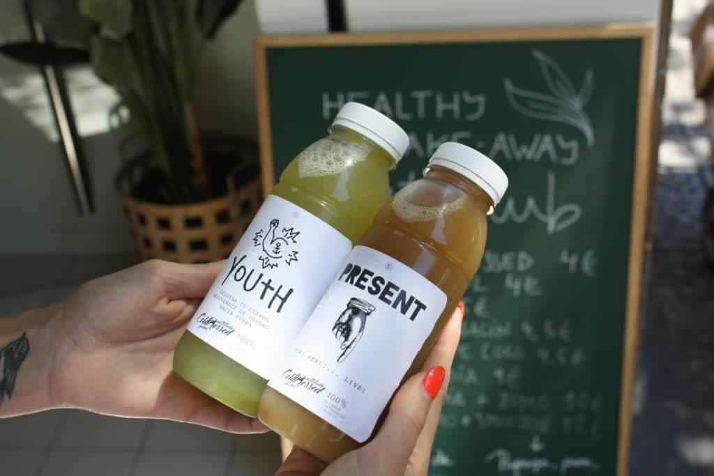 Vegan Barcelona: Cold-Pressed Juices at Eattitude