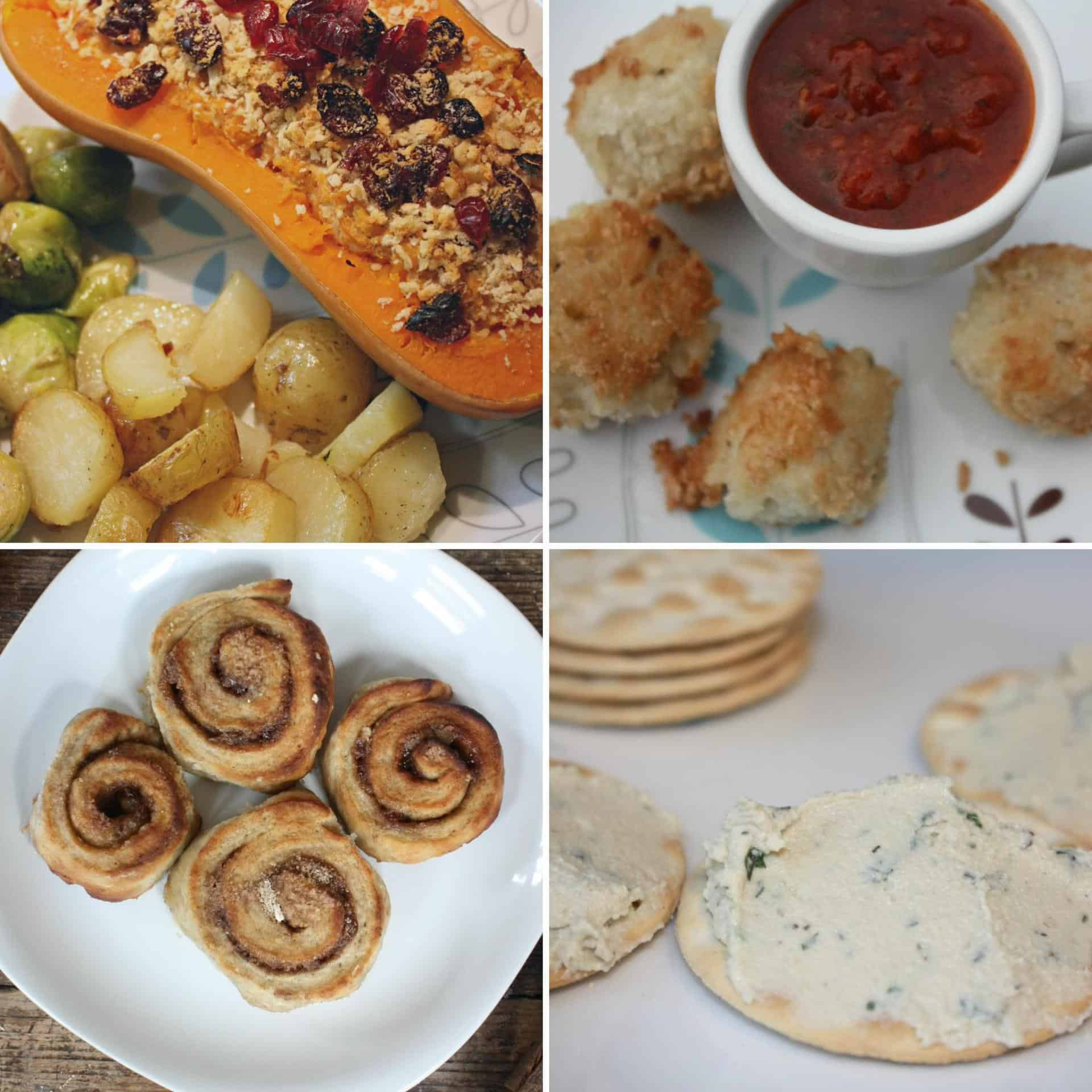 Vegan Christmas Dishes