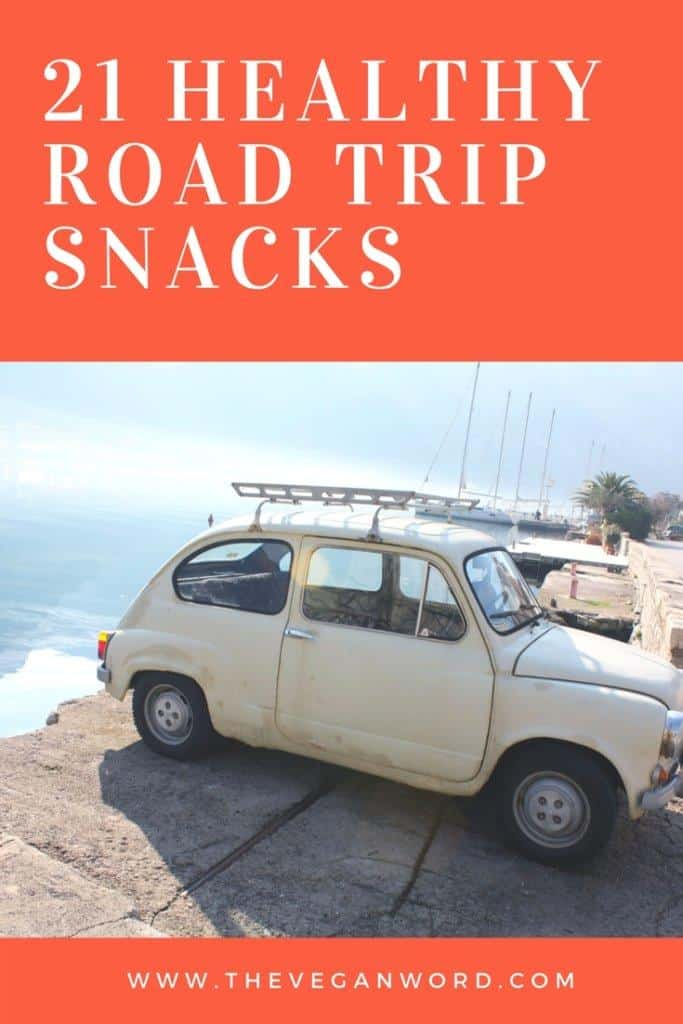 21 Healthy Road Trip Snacks