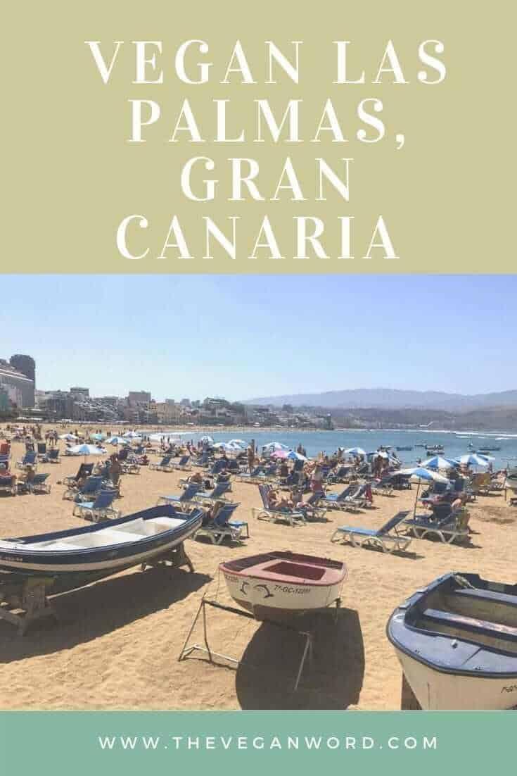Vegan Gran Canaria Guide