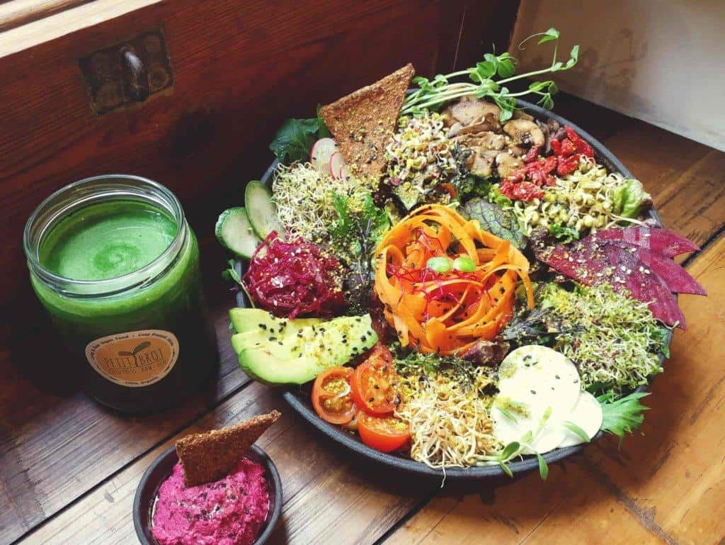 Vegan Barcelona The Ultimate Guide To All You Need To Know The