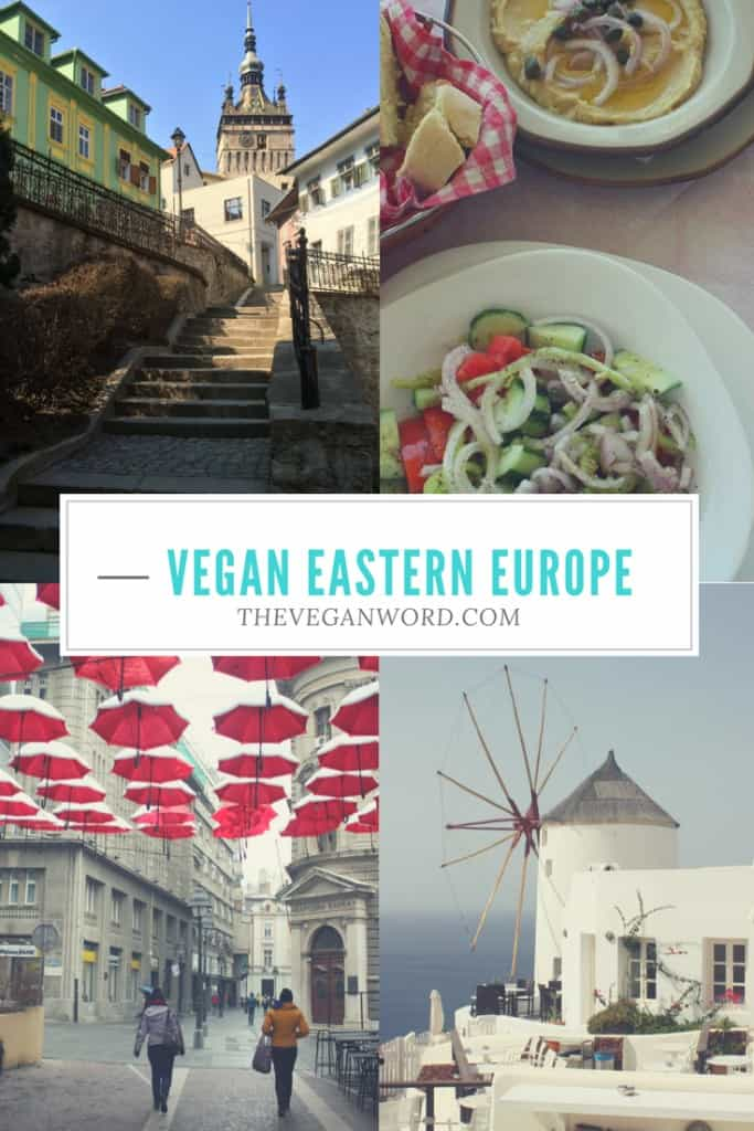 Vegan Lent in Eastern Europe: Why Vegans Should Travel to Eastern Europe During Lent