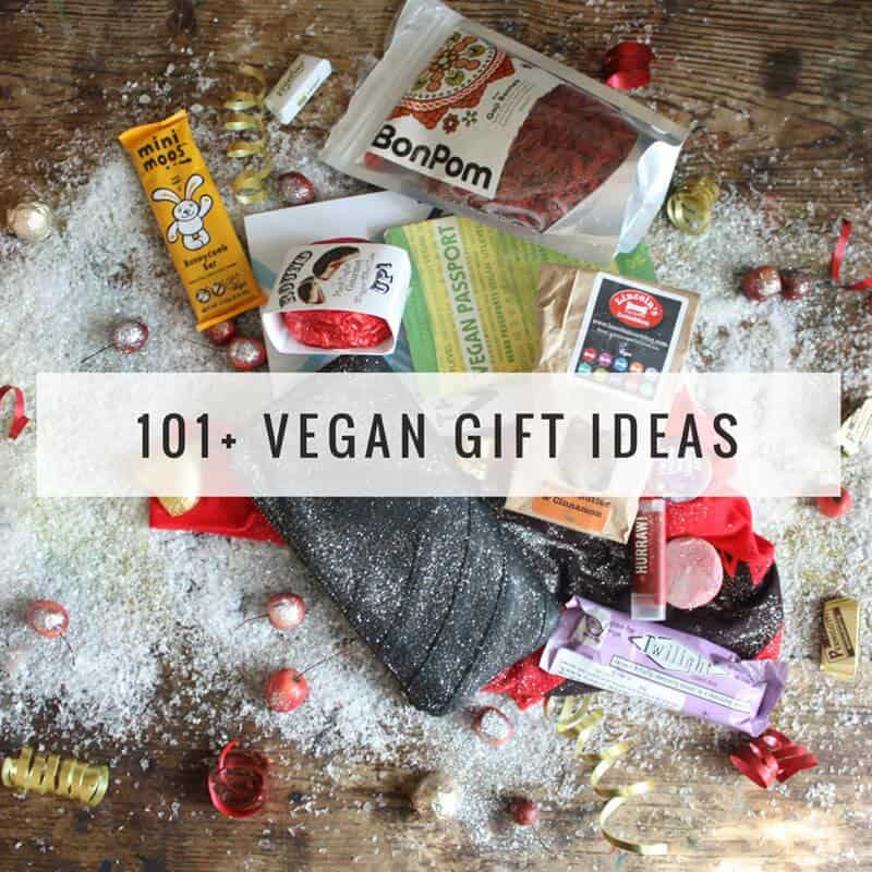 Vegan Gift Guide: 100+ Vegan Gifts