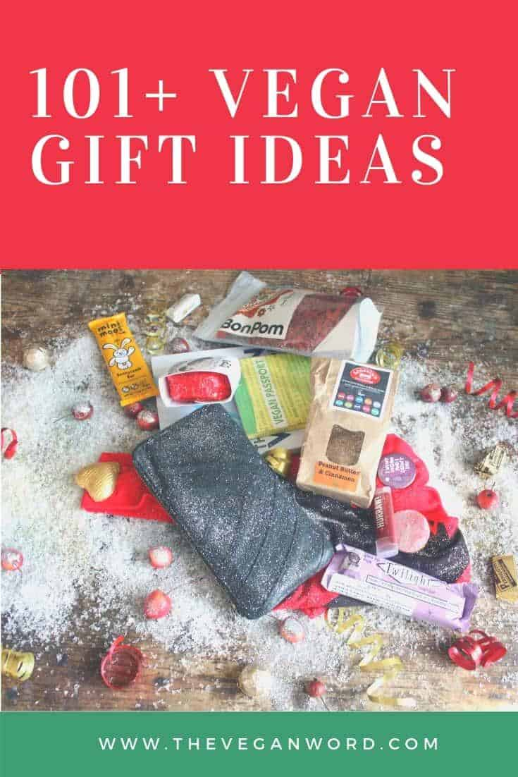 Vegan Gifts: More than 100 vegan gift ideas