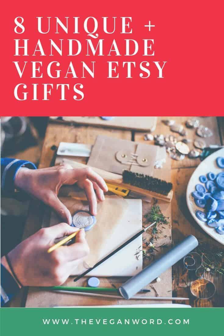 Vegan Etsy Gifts