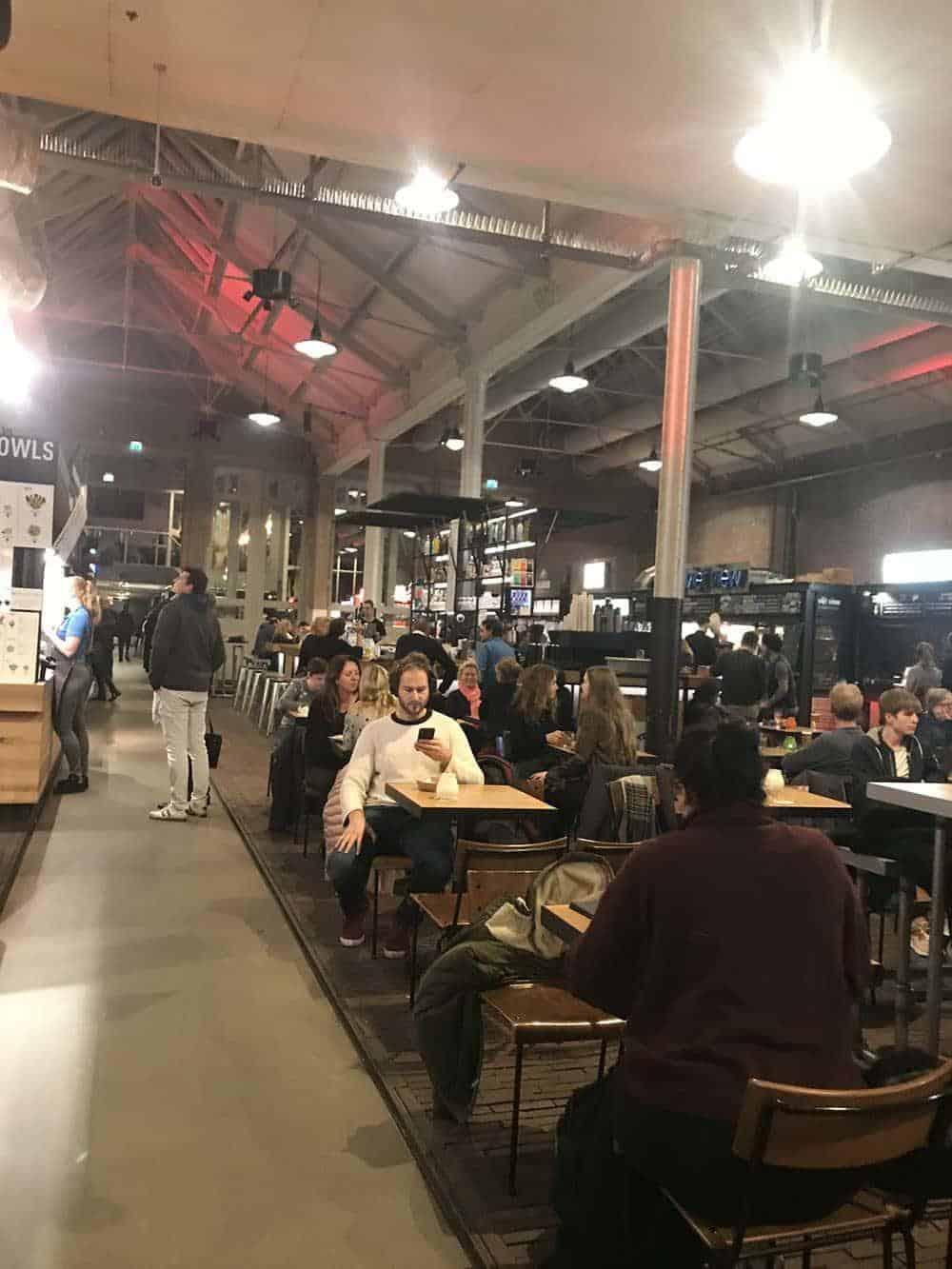 Food Hallen, Amsterdam