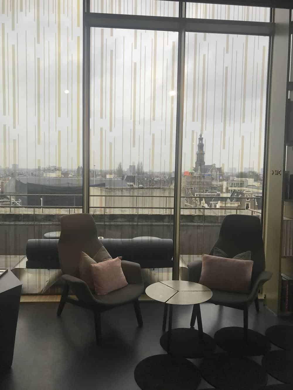 W Hotel, Amsterdam