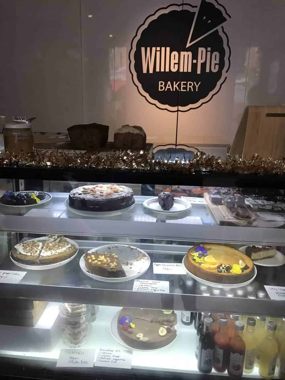 Willem Pie vegan bakery, Amsterdam