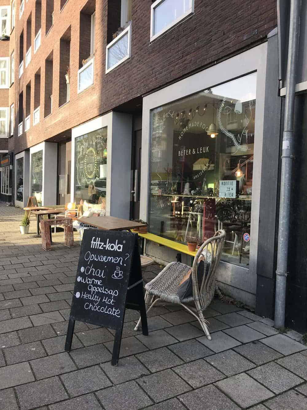 Beter & Leuk, Amsterdam