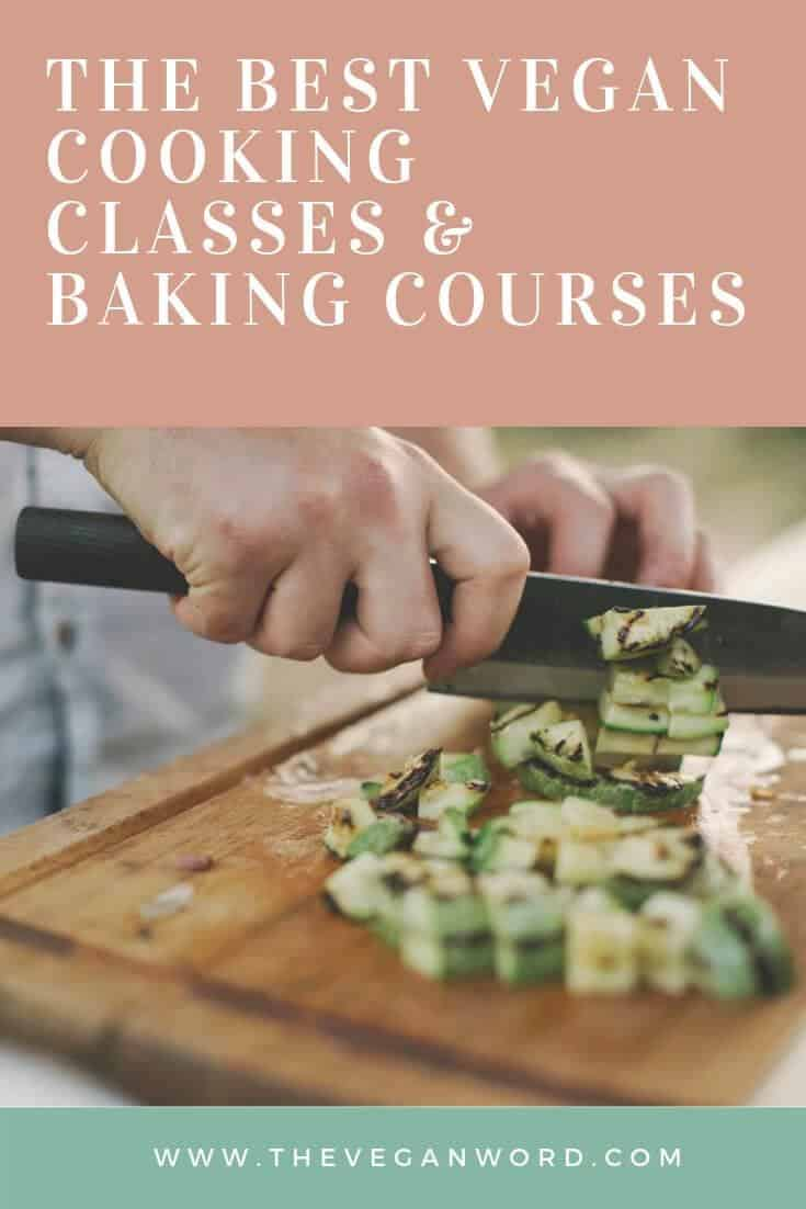 The best vegan cooking classes & baking courses