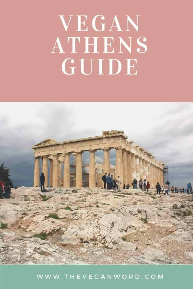 Vegan guide to Athens, Greece. Where to eat, stay and shop in Athens, from the best vegan restaurants in Athens to vegan friendly eateries you can enjoy with non vegan friends and family.