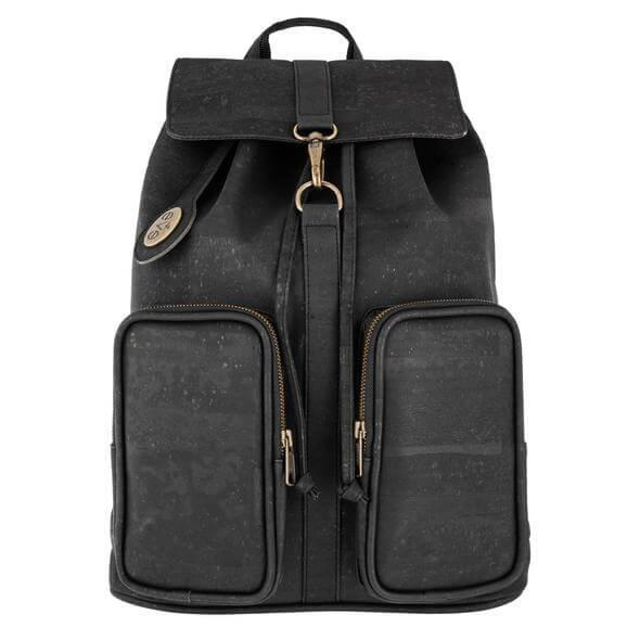 eve cork backpack