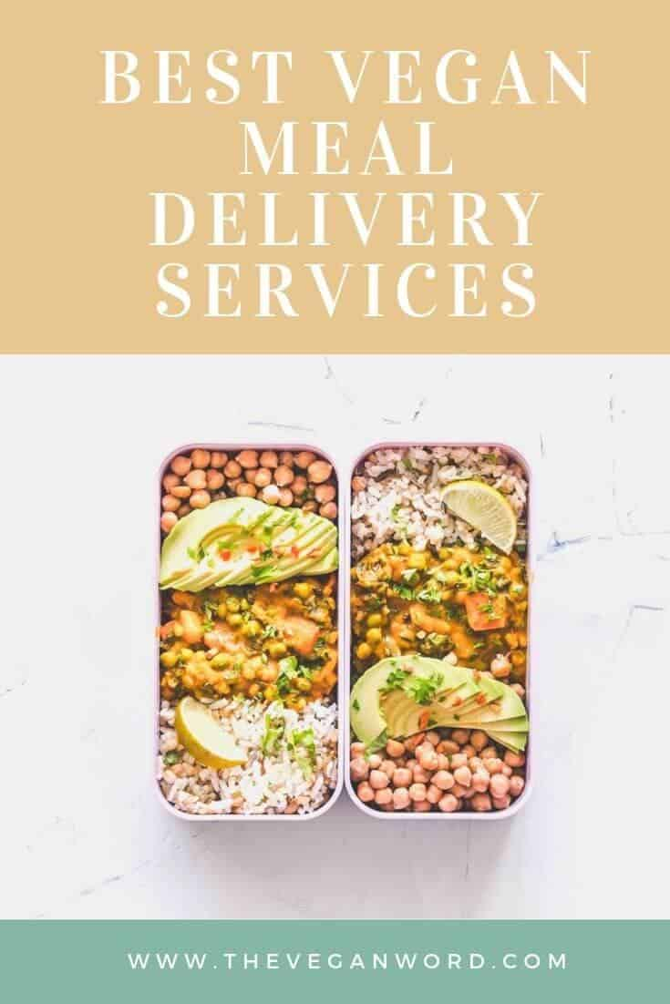 Vegan Food Delivery: the best vegan meal services available