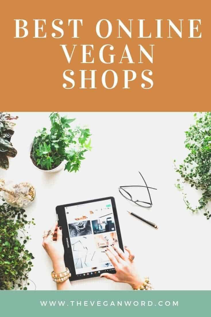 Click here to see the online vegan store direcoty. The best vegan online shops for vegan food, shoes, bags, makeup and more.