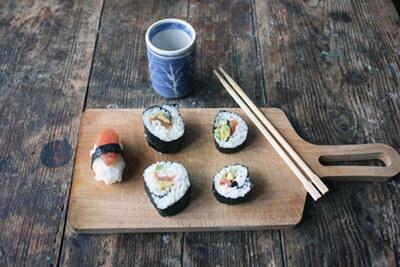 sushi 400